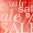 Stock Photo: Summer sale