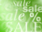 Spring sale — Stock Photo