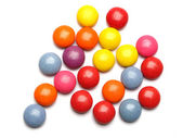 Color candies — Stock Photo