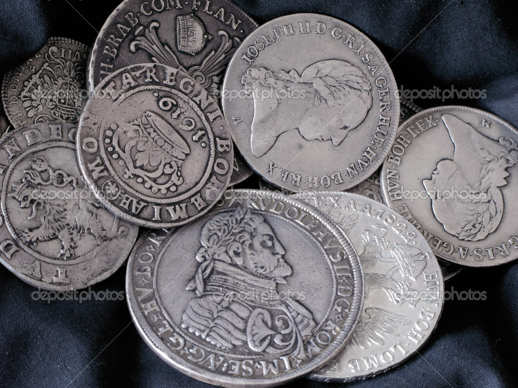 old coins stock image - photo #22