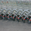 Shopping carts — Stock Photo #6072344