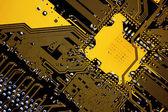 Computer circuit — Stock Photo