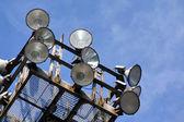 Industrial lights — Stockfoto