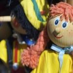 Pinocchio marionette — Stock Photo #5391759