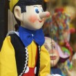 Pinocchio marionette — Stock Photo