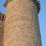Tower of Torija Castle — Stock Photo