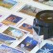 philately — Stock Photo