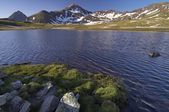 Lake mountain — Stock Photo