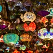Turkish lamps - Stock Photo