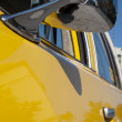 Yellow cab detail — Stock Photo #5665075