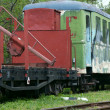 Narrow gauge railway - Stock Photo