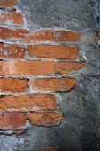 Cracks in the wall — Stock Photo