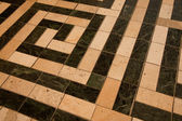 Floor pattern — Stock Photo