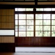 Japanese style room view - Stock Photo