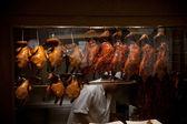 Beijing roast duck — Stock Photo