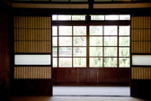 Japanese style room view — Stock Photo