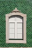 Traditional window — Stock Photo