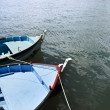 Boats moored — Stock Photo