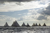 Sailing boats 10 — Stock fotografie