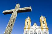 Barokní kostel — Stock fotografie