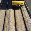 Suburban train — Stock Photo