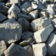 Hard stones — Stock Photo
