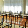 Empty schoolroom — Stock Photo #6365290