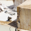 Stock Photo: Marble extraction 2