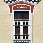 Decorated window — Stock Photo #6365731