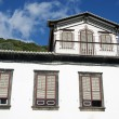 Old traditional house in Lages do Pico, Azores — Stock Photo #6366034