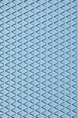 Blue iron plate — Stock Photo