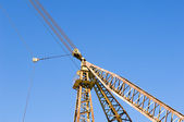 Crane detail — Stock Photo