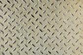 Diamond iron plate — Stock Photo