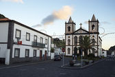 Church in Lages do Pico, Azores — Stock Photo
