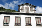 Old traditional house in Lages do Pico, Azores — Stock Photo