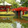 Bridge japanese — Stock Photo