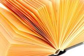 Yellow book — Stock Photo