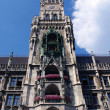 New City Hall on the Marienplatz — Stock Photo