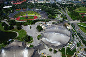 Munich Olympiapark — Stock Photo