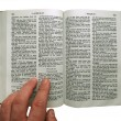 Reading the Bible — Stock Photo #5624679