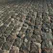 Cobblestone masonry — Stock Photo