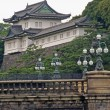 The imperial palace in Tokyo, Japan — Stock Photo #5419905
