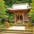 A small Shrine in Japan — Stock Photo