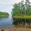 Islands in Canoe Country — Stock Photo #5605440