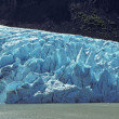 Glacial Ice in the Mountains — Stock Photo #5691926