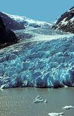 Gökten buz — Stok fotoğraf