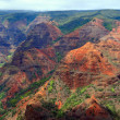 WaimeCanyon in Hawaii — Stock Photo #5782726