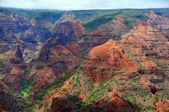 Waimea Canyon in Hawaii — Stock Photo