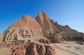 Badlands in the morning — Stock Photo