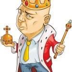 Office king — Stock Vector #5810035